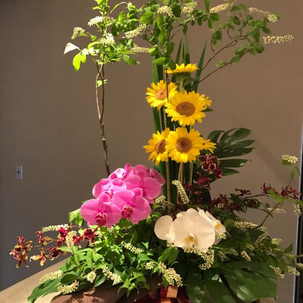 SAPPORO FLOWER &CAFE Original style