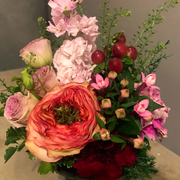 SAPPORO FLOWER &CAFE Pretty style